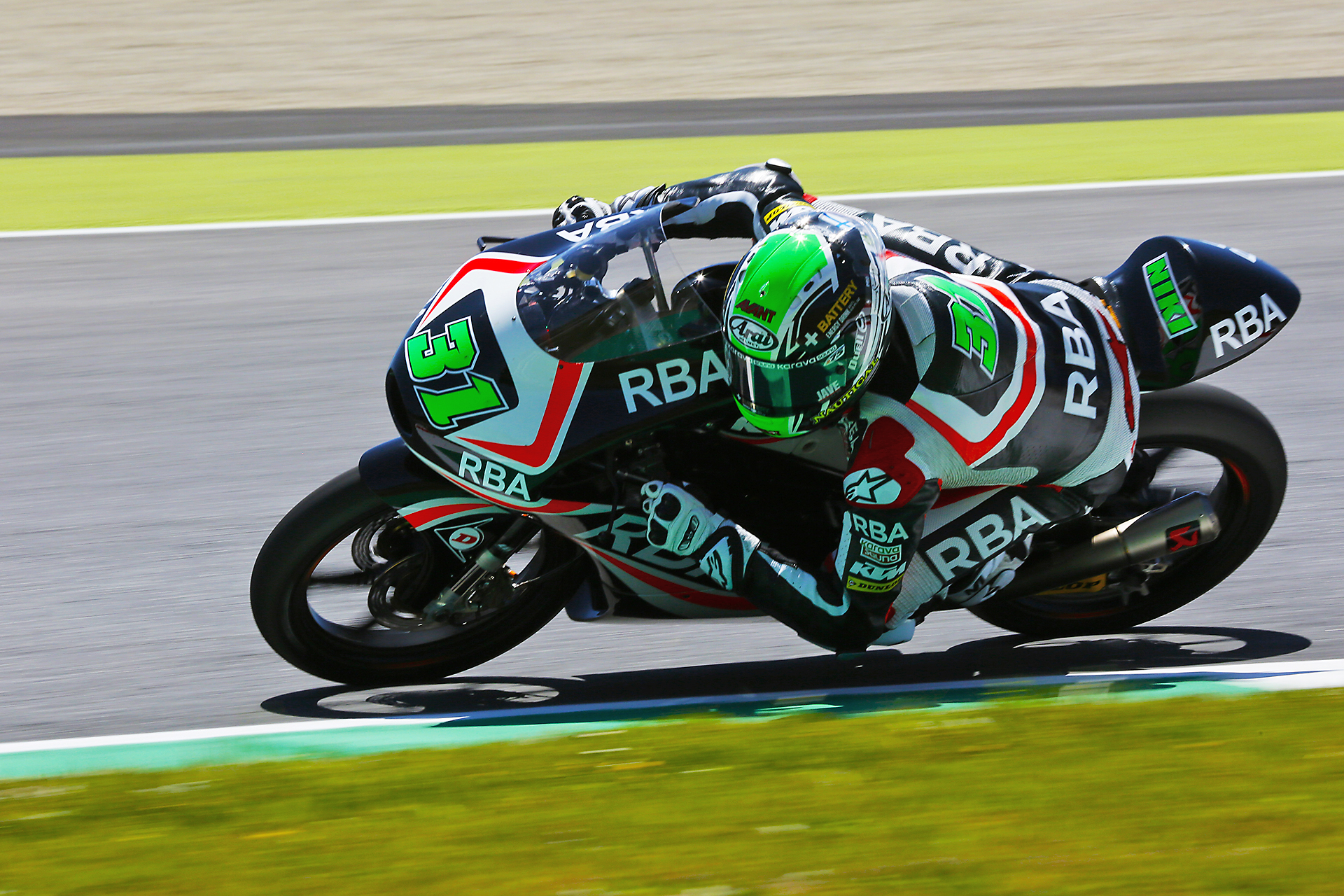 Niklas Ajo World Championship Moto3