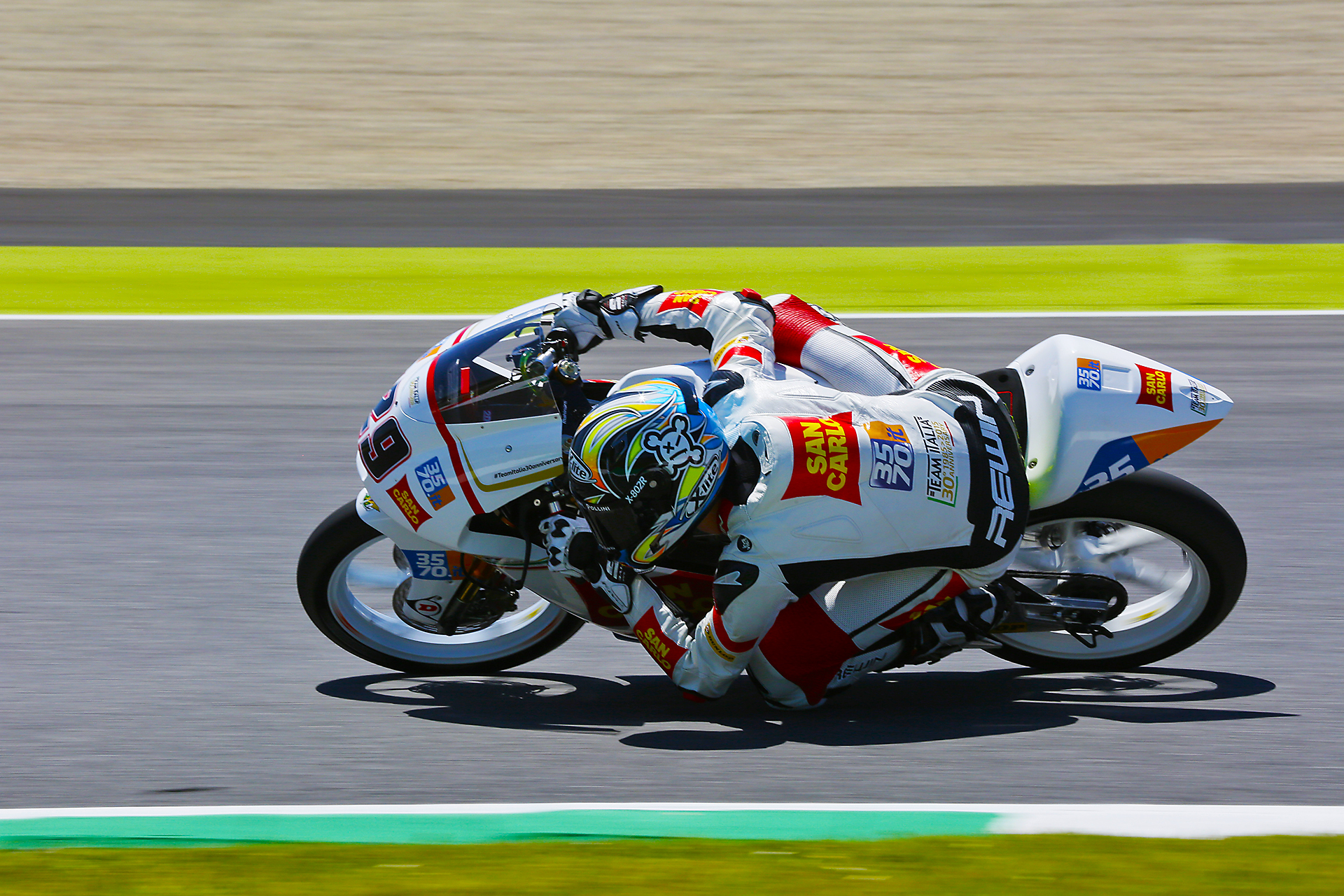Stefano Manzi World Championship Moto3