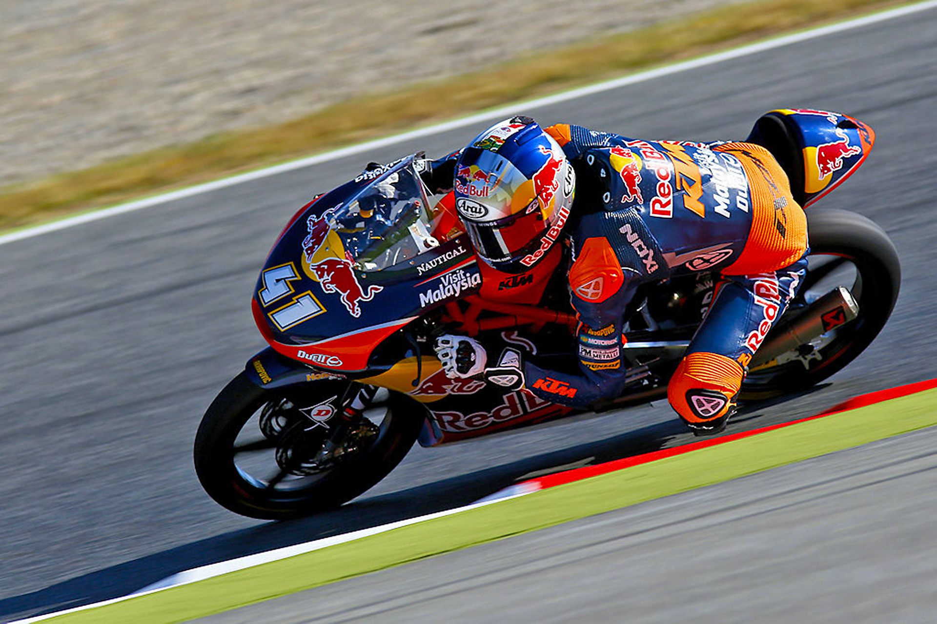 Brad Binder Moto3 World Championship