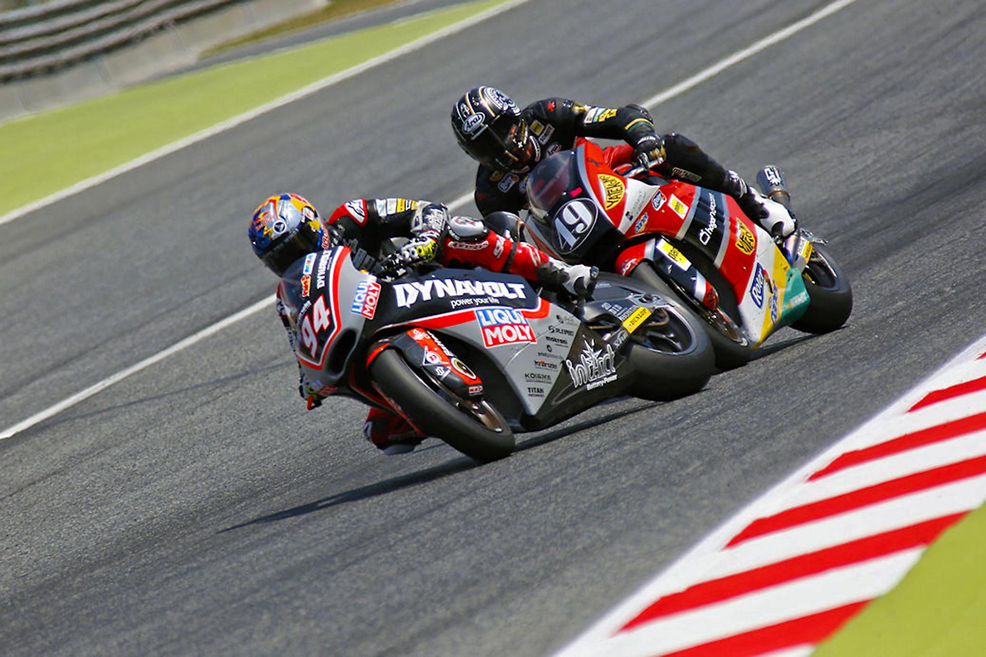 Jonas Folger Alex Pons Moto2 World Championship