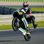 Jacub Kornfeil Moto3 World Championship