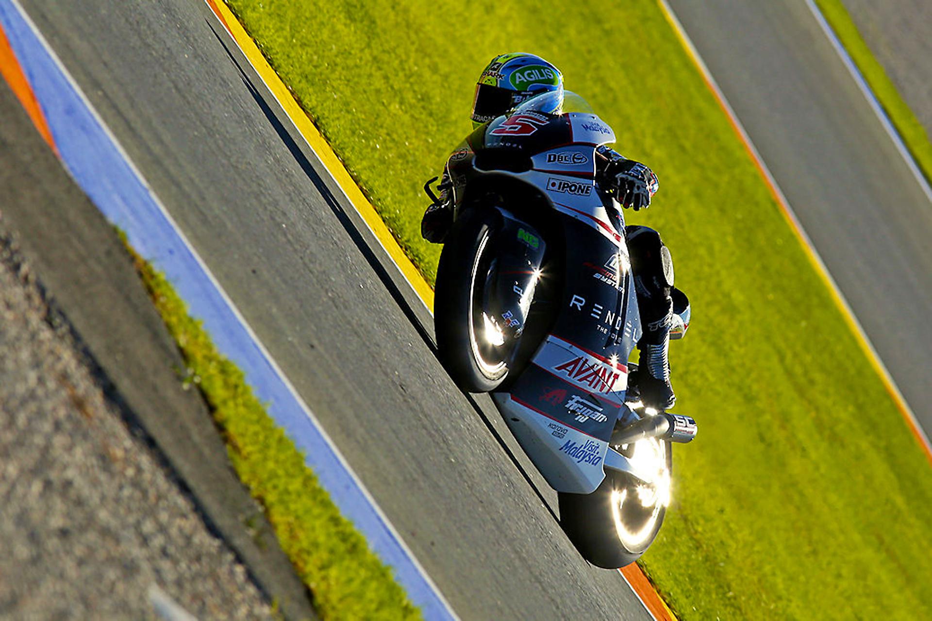 Johann Zarco Moto2 World Championship