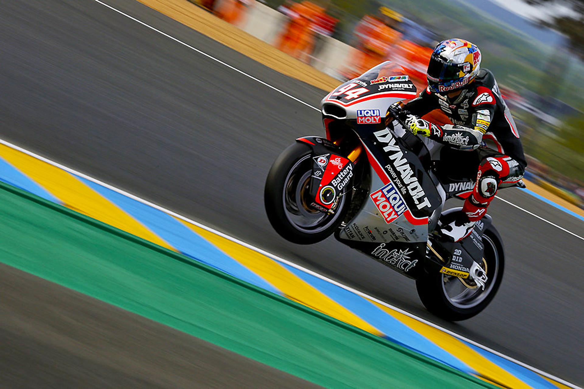 Jonas Folger Moto2 World Championship