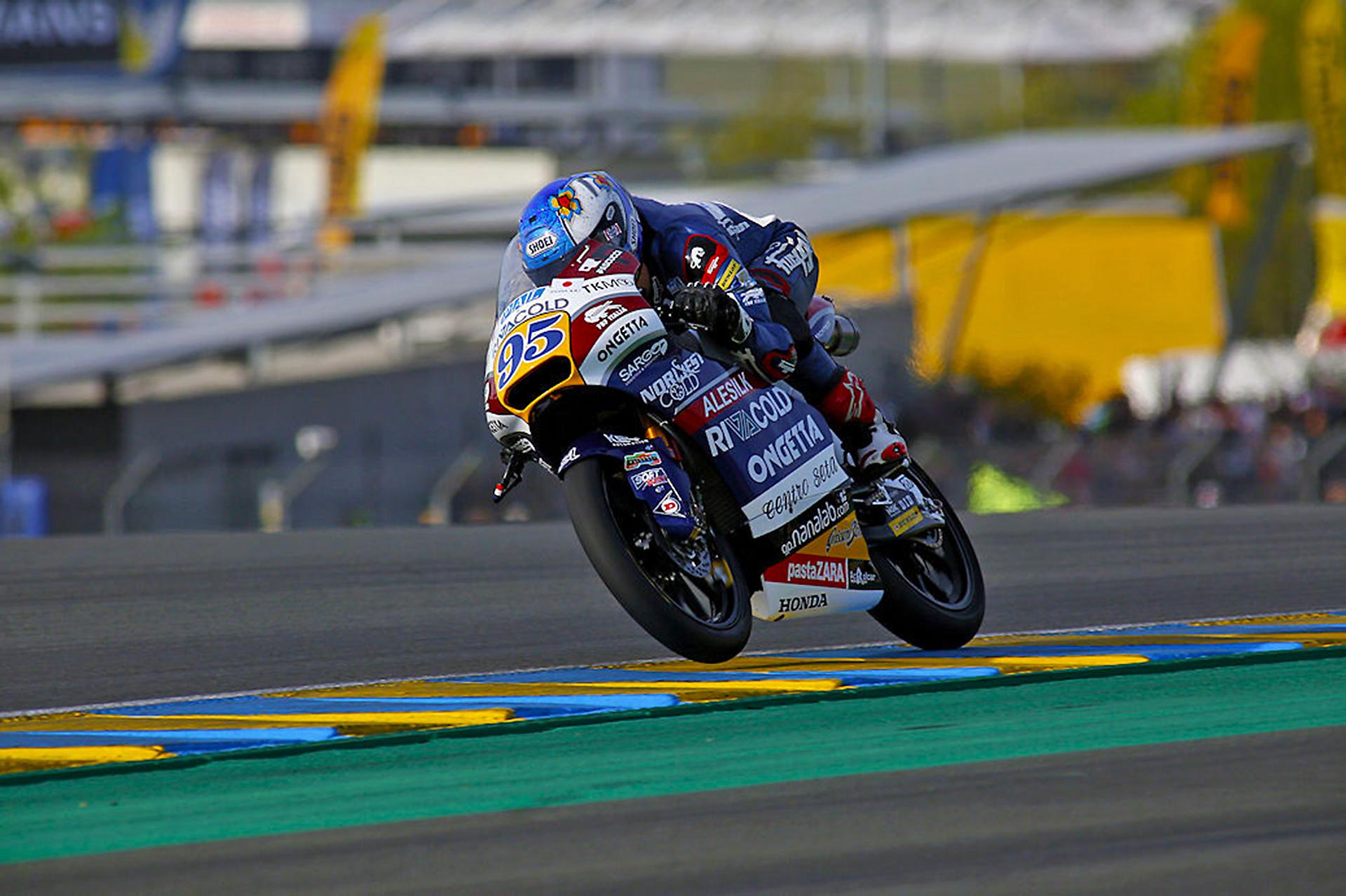 Jules Danilo World Championship Moto3