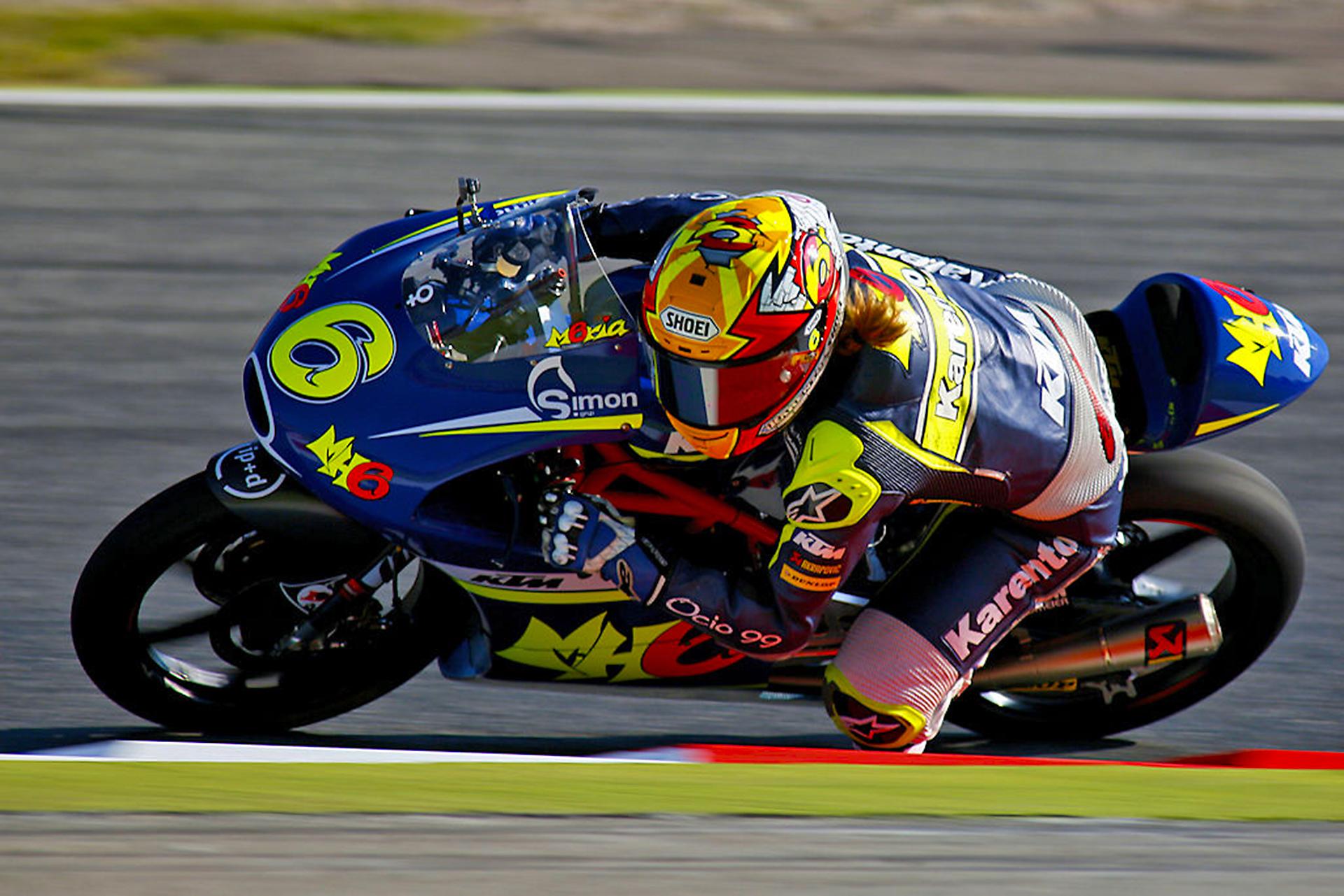 Maria Herrera World Championship Moto3