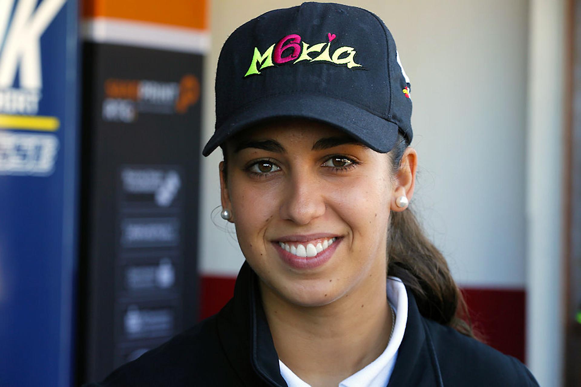 Maria Herrera Pilot Moto3