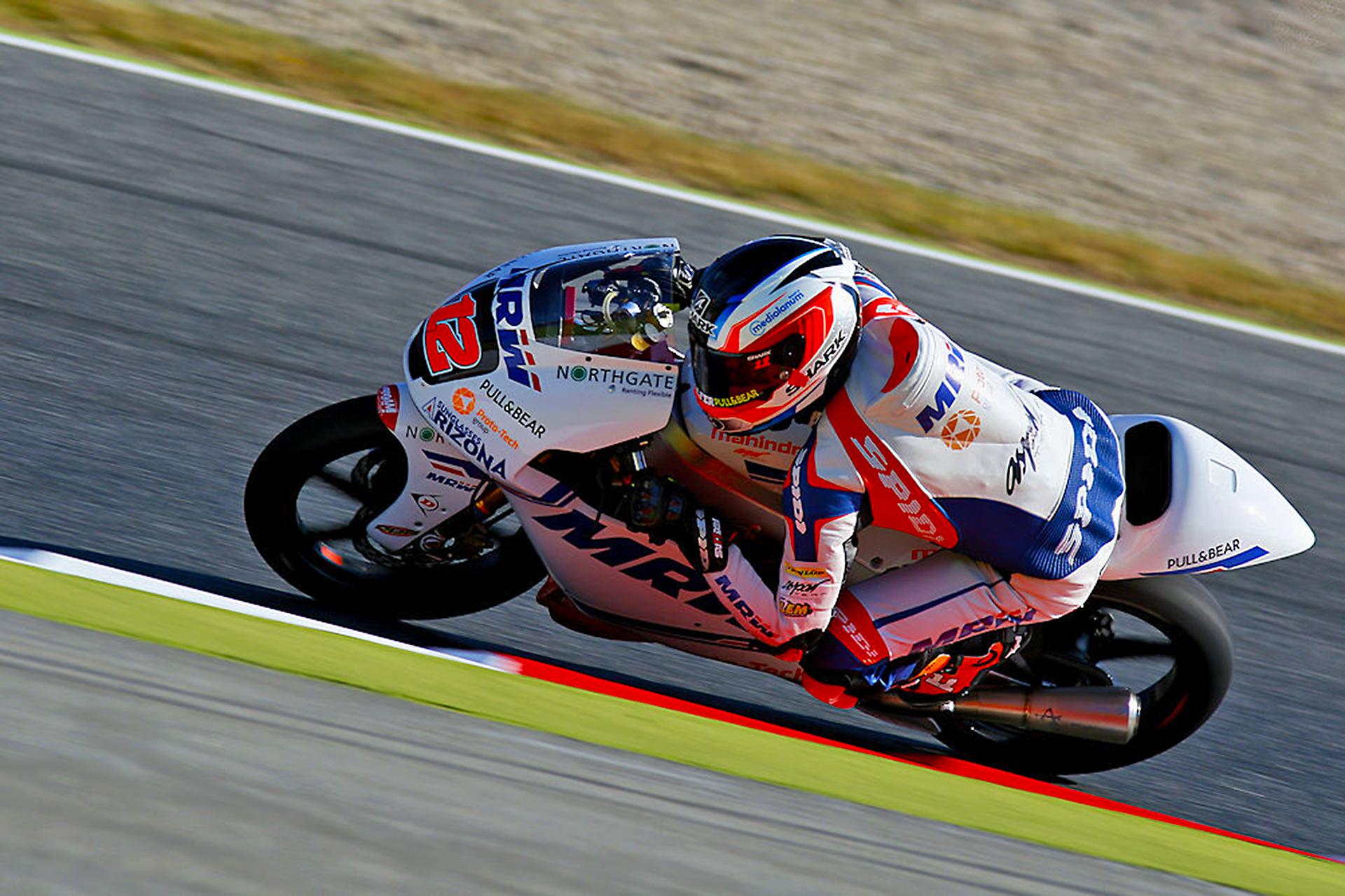 Matteo Ferrari. Moto3 World Championship