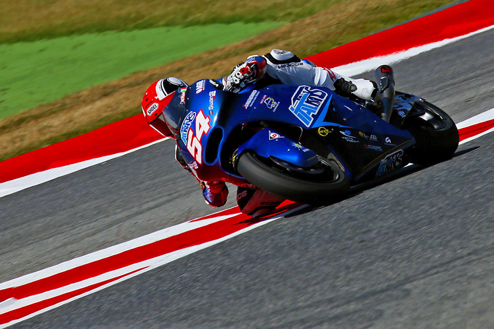 Mattia Pasini Moto2 World Championship.