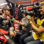 Images Max Biaggi.World Championship Superbike