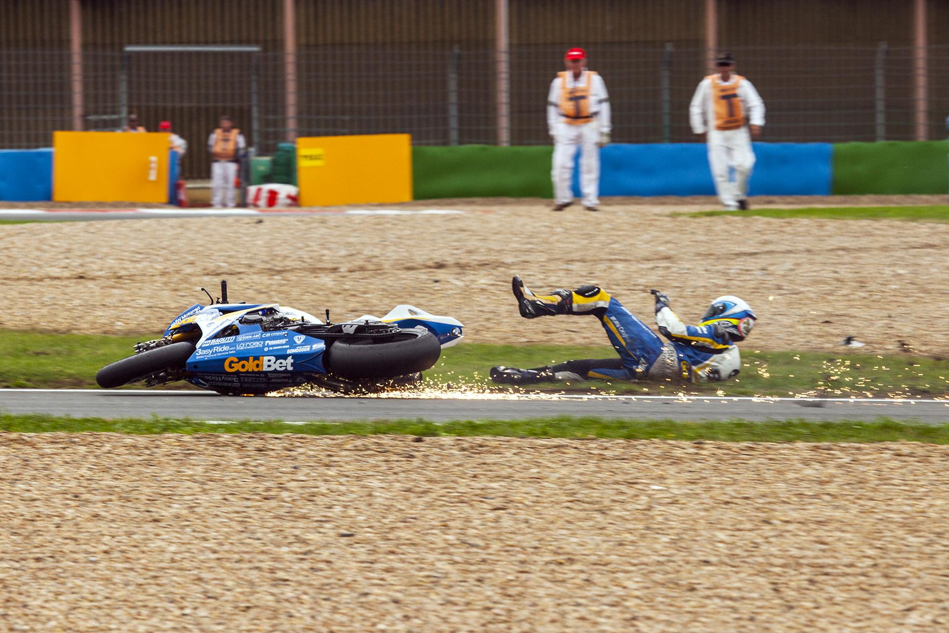 Image Michel Fabrizio Superbike World Championship
