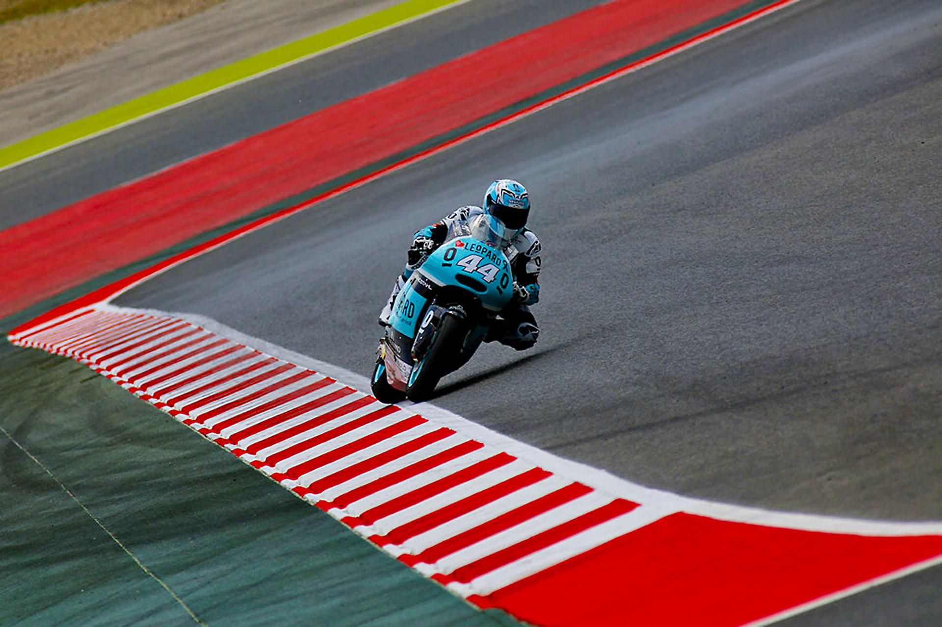 Miguel Oliviera Moto2 World Championship.