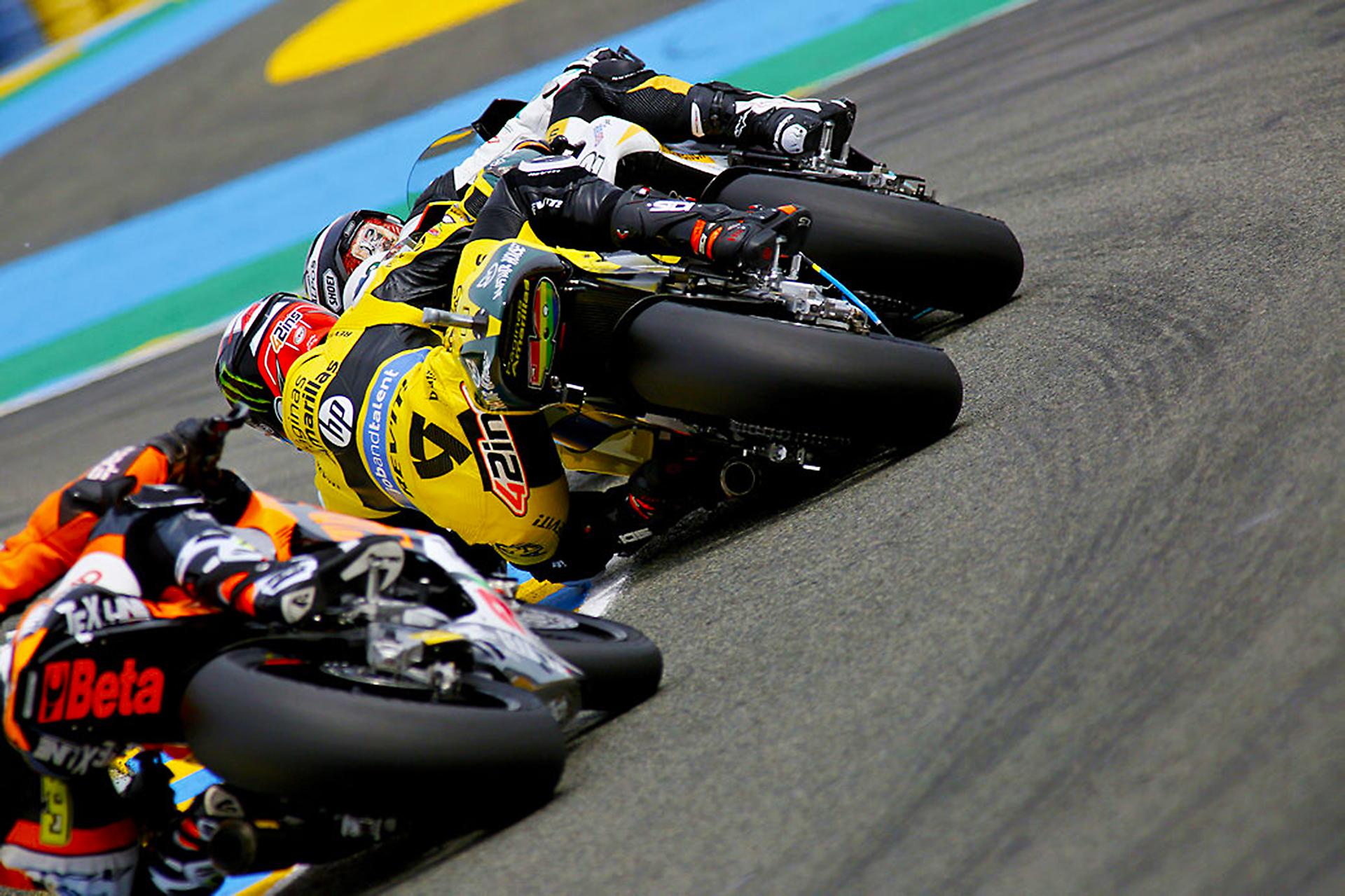 Moto2 Le Mans Circuit