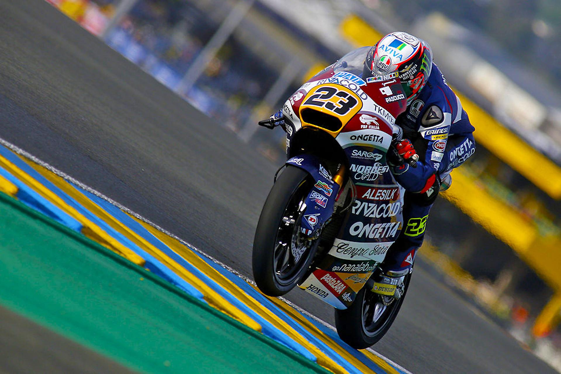 Nicolò Antonelli Moto3 World Championship