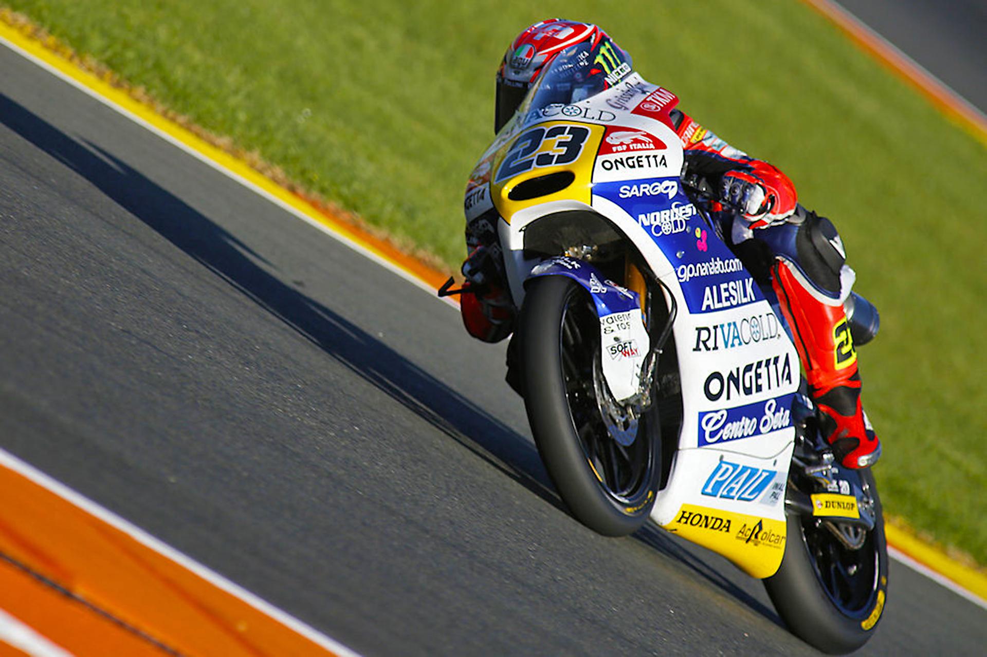 Nicolò Antonelli...World Championship Moto3